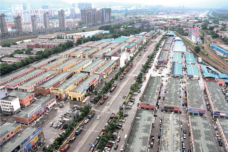 西宁朝阳商城经营管理有限公司